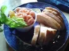 Angry shrimp :)