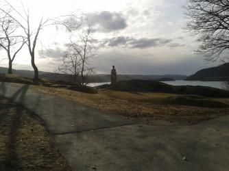 Drobak scenery.