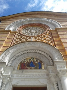 The orthodox church up-close and personal