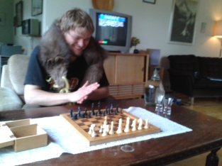 Playing high-stakes chess