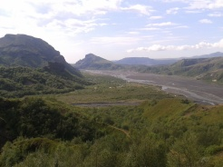 View of Thorsmork